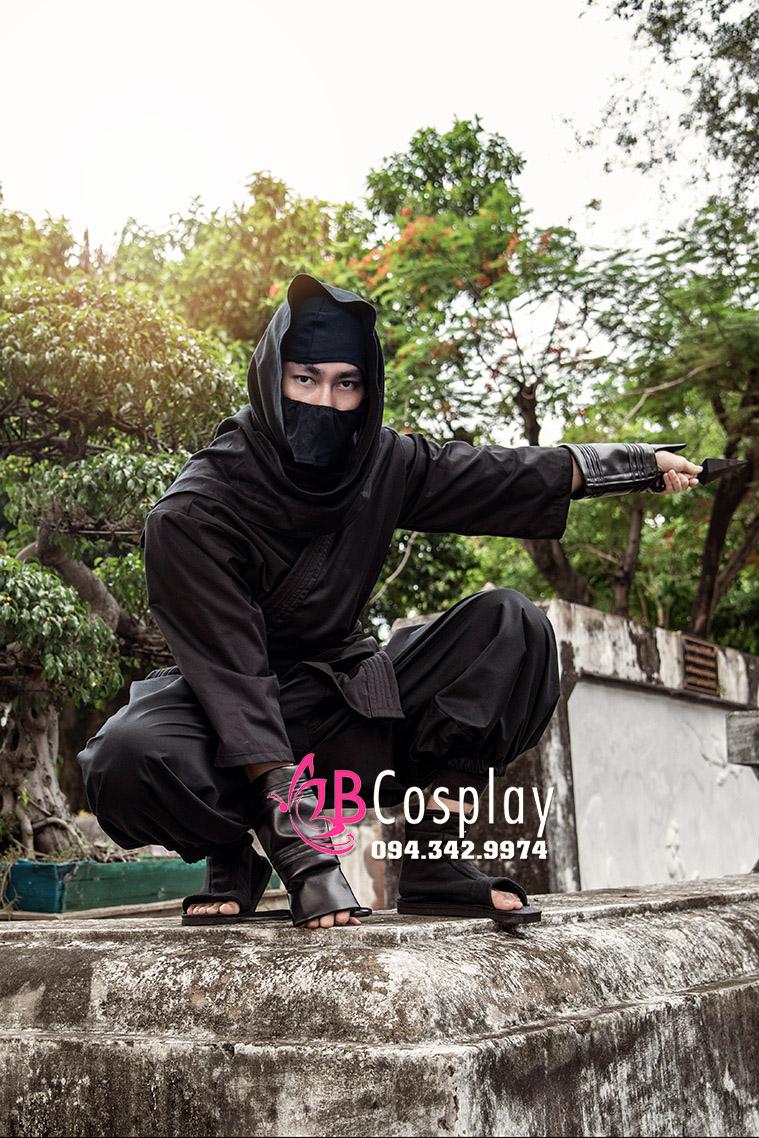Trang Phục Ninja 2