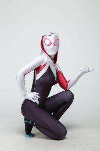 Trang Phục Người Nhện Nữ Spider Girl - Spider-Gwen