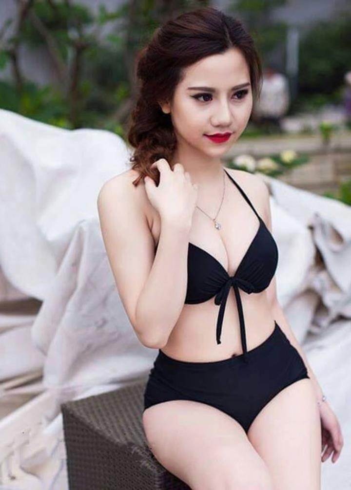 Đồ Bơi Đen 9624