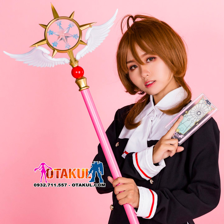 Gậy Sakura Mộng Trượng 9635