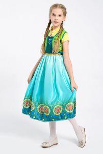Đầm Công Chúa Anna Tại Tiệc Sinh Nhật