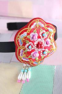 Cài Tóc Hanbok