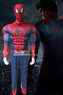 Đồ Người Nhện Độ Cơ Bắp In 3D - The Amazing Spider-Man