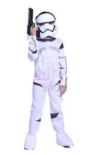 Bộ Đồ Robot Stormtrooper Cho Bé Trai - Starwars
