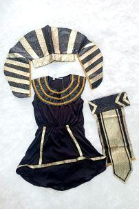 Trang Phục Ai Cập Cho Bé Trai Viền Simili