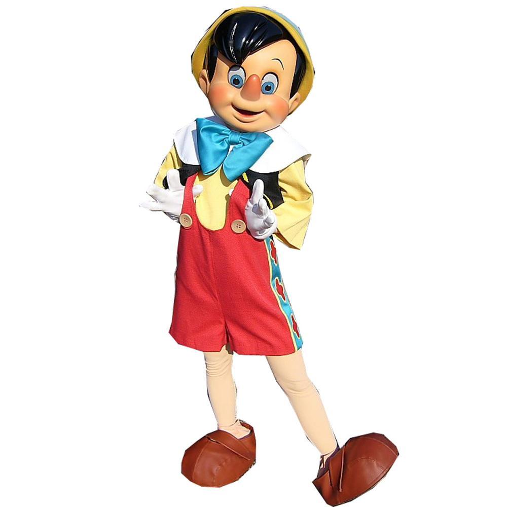 Bộ Cos Pinochio Cậu Bé Người Gỗ