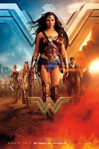 Trang Phục Wonder Woman Bằng Da