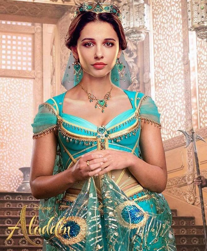 Đồ Hóa Trang Jassmine Aladdin 2019