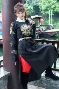 Đồ Hán Phục Nam Hào Kiệt - Nữ Mặc OK