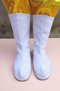 Giày Cổ Trang Nam Trắng - Giày Kiếm Hiệp