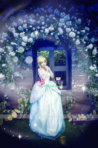 Trang Phục Cinderella (Cô Bé Lọ Lem) 1